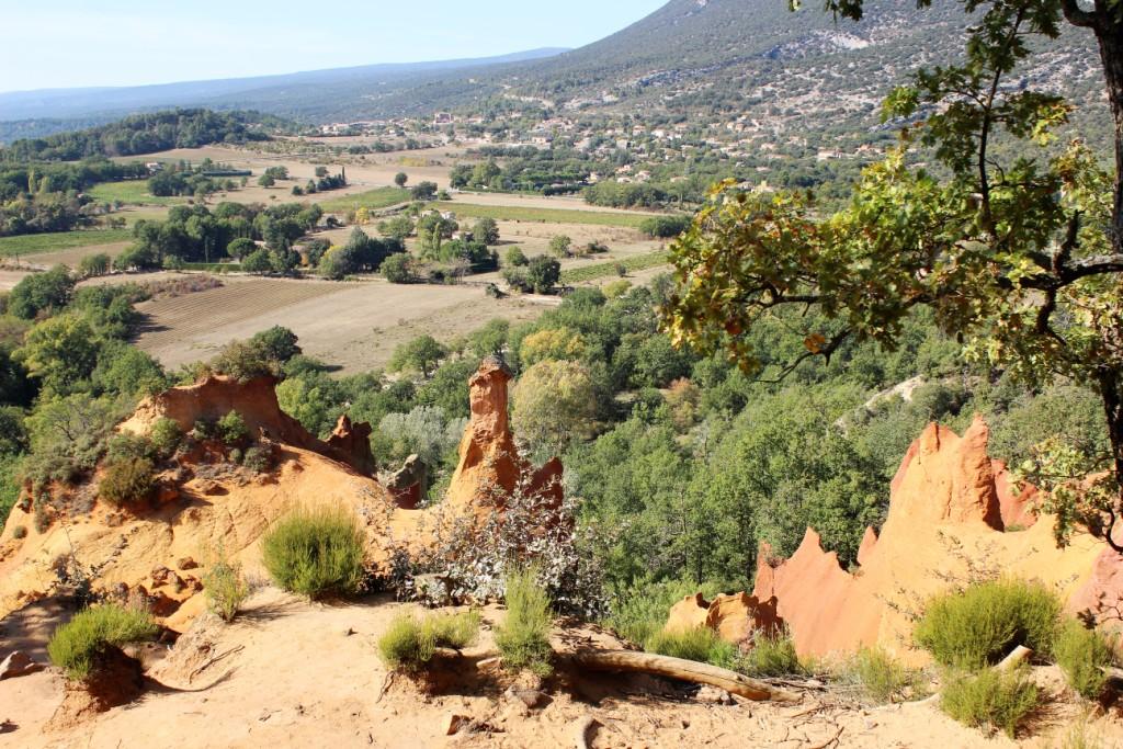 Rustrel colorado provençal (Cécile D.)