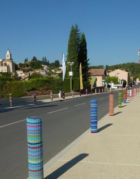 Belge poteaux