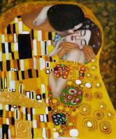 The kiss by gustav klimt osa211